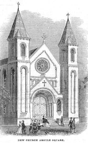 Church, Argyle Square