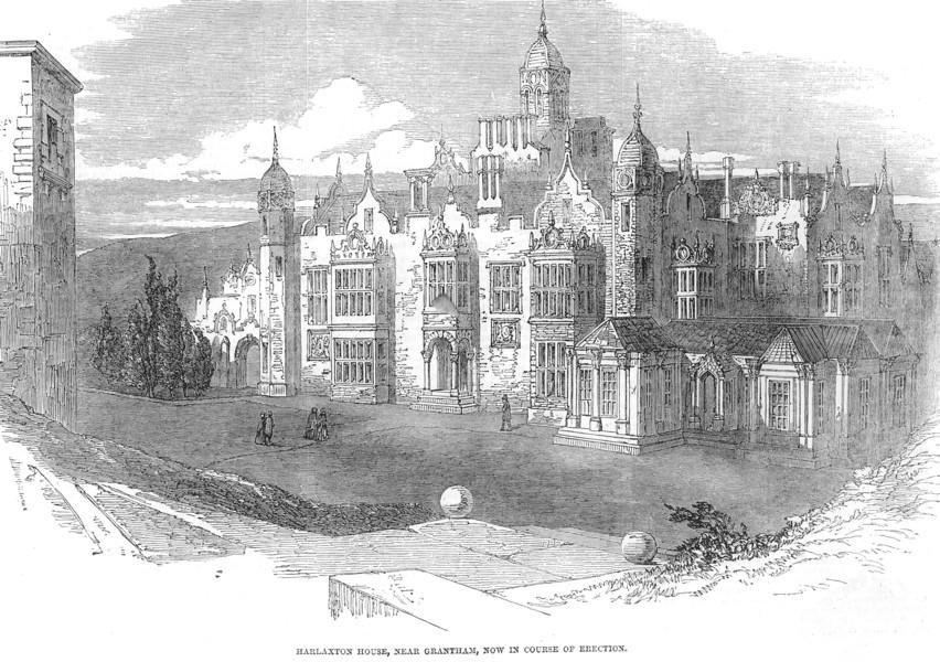 Harlaxton House