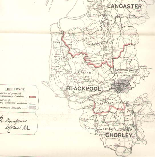 North Lancashire, Map, County of, 1885 on chester county map, mount joy lancaster county map, solano county map, auction companies in lancaster county map, sc county map, covered bridge lancaster county map, york county map,