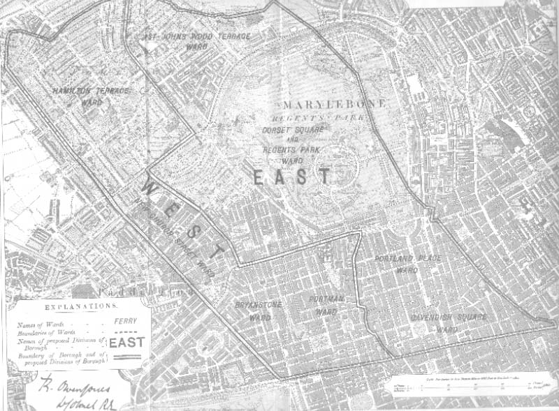 Image Result For London Marylebone