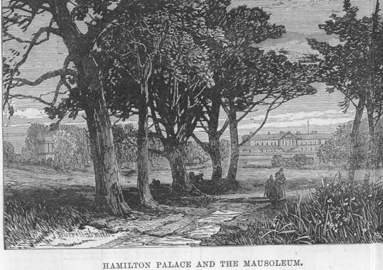 Hamilton Palace and Mausoleum