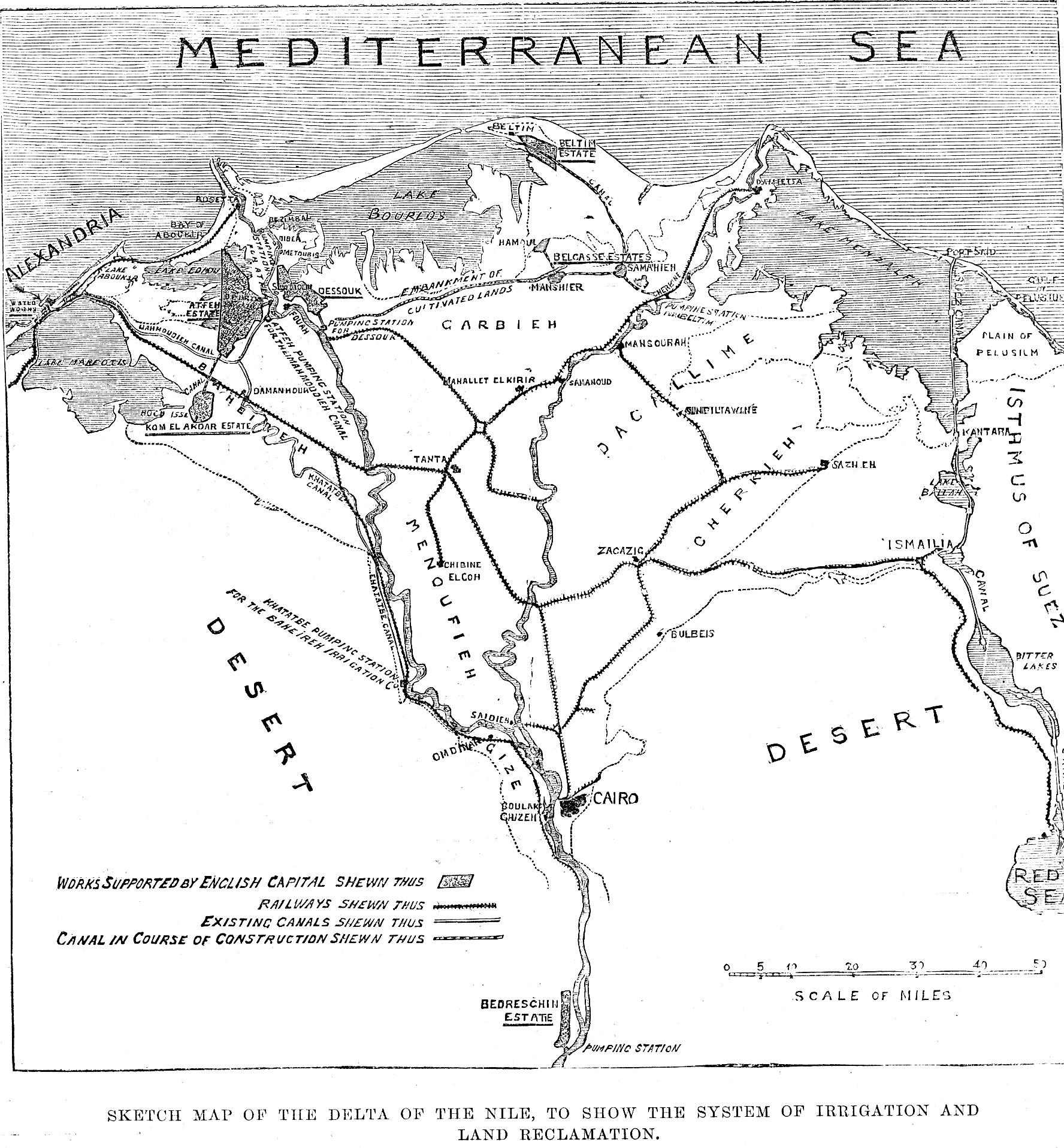 Irrigation Map