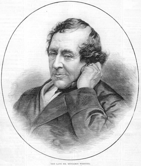 Benjamin Webster