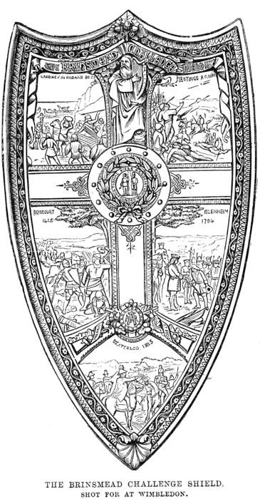 Brinsmead Challenge Shield