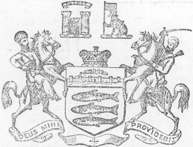 Coat of Arms of Lord Keane
